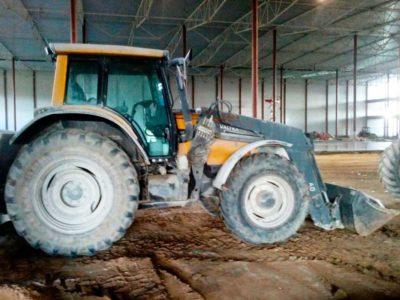 Трактор Valtra T161